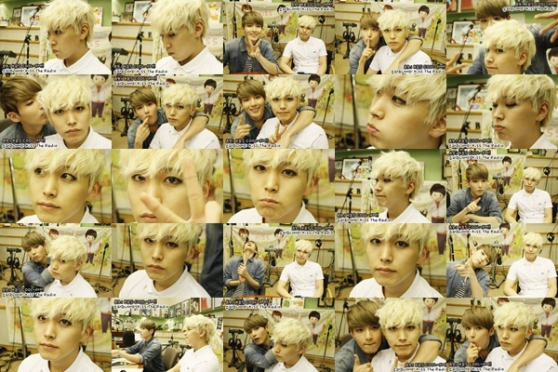 120815 DJ Sungmin Ryeowook MinWook @ Sukira Kiss The Radio
