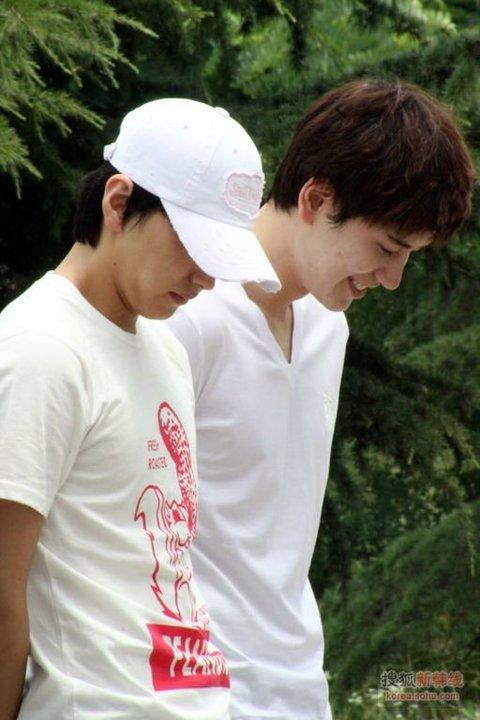 just follow my hyung-love-nim way