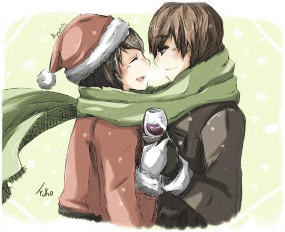 kyumin: christmas