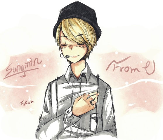 sungmin from u