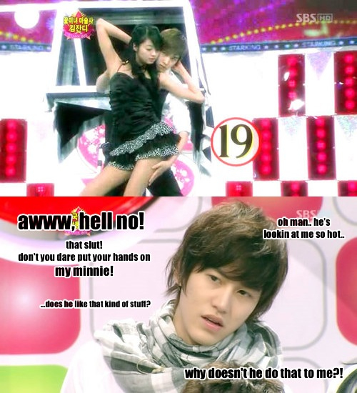 "just the way evil kyu ""envy"""