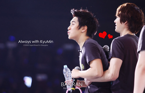 JOY KyuMin is real ^^
