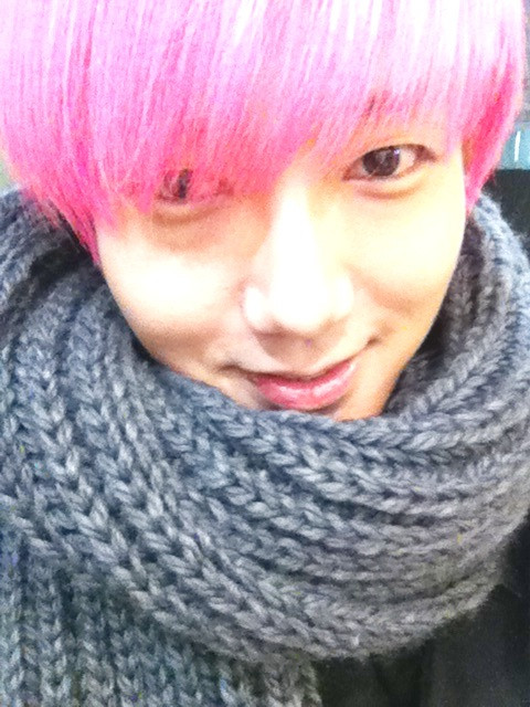 pink yesung