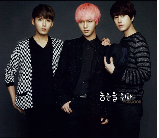 Glam Super Junior KRY