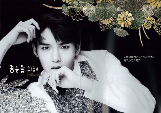 Glam Ryeowook