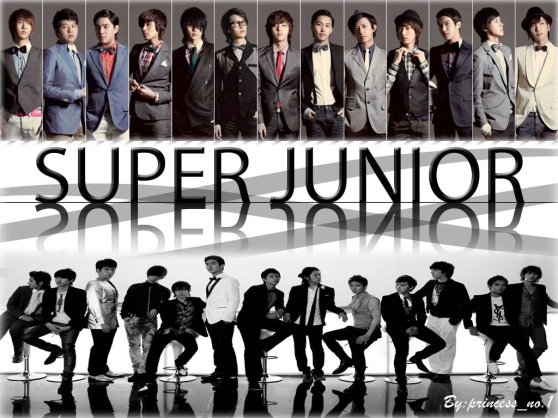 Super Junior Sorry-sorry album