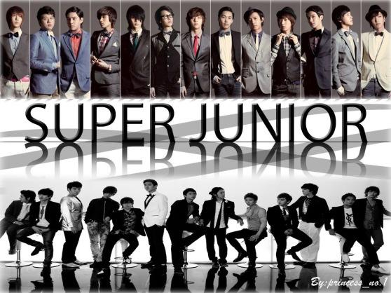 Super Junior Sorry-sorry album