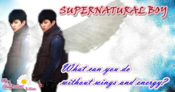 BOYFRIEND fanfics Hyunseong Supernatural